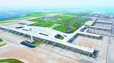 武汉天河机场T3航站楼31日启用