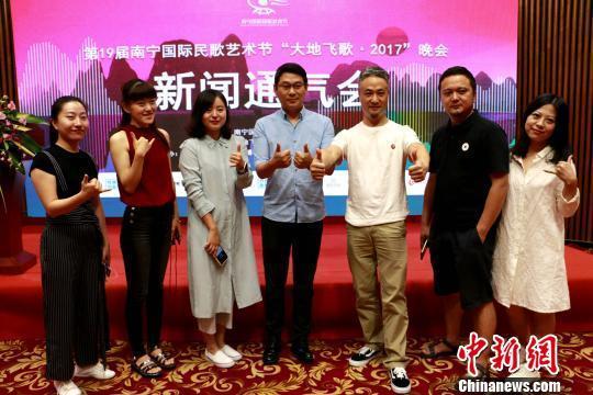 南宁国际民歌艺术节9月举办 呈现 丝路山水 画里民歌