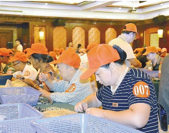 县新闻比武来料加工举办大赛_频道砂型_中国残联铸造铸钢图片
