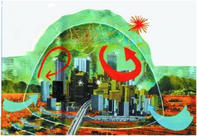 天眼揭秘北京十二年城市热岛效应时空变迁