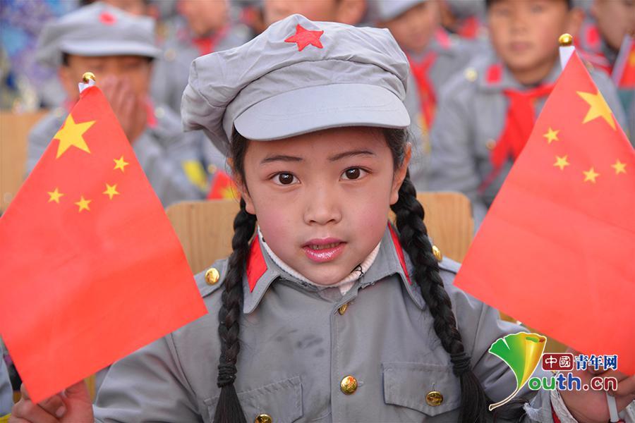 四川阿坝州首批红军校长授牌仪式在小金县举行小学小学稔海图片