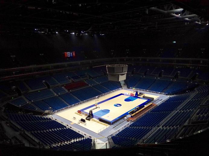 微赛场馆运营助力男篮世界杯 中国最大体育馆