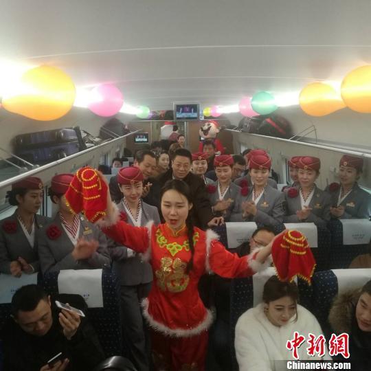 豫川高铁今日联袂 烩面
