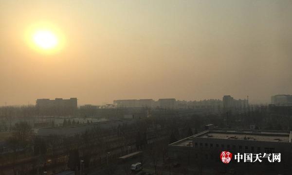 全国大部回暖华南重返20℃_华北黄淮等地霾持续