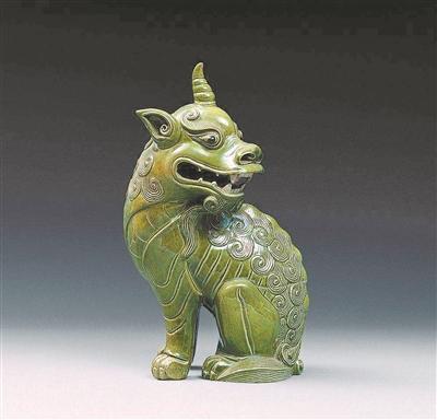 獬豸:中国古代 司法正义的象征
