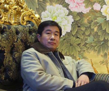 """菏泽牡丹画惊艳""""绽放""""上合青岛峰会:5位农民画家创作"""