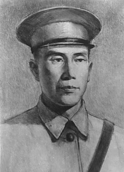 红军名将胡少海