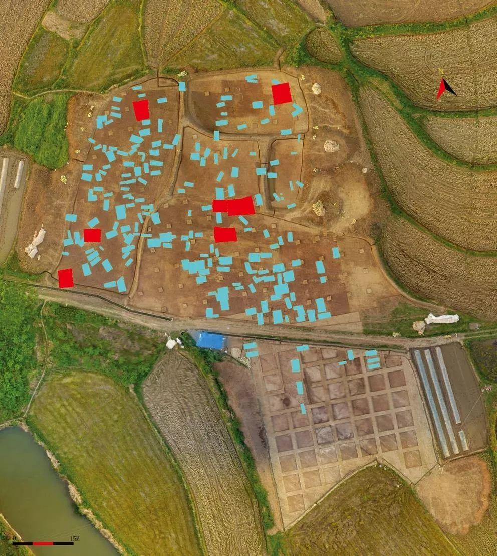 湖北荊門挖出5000年前城河遺址 還原史前人類社會