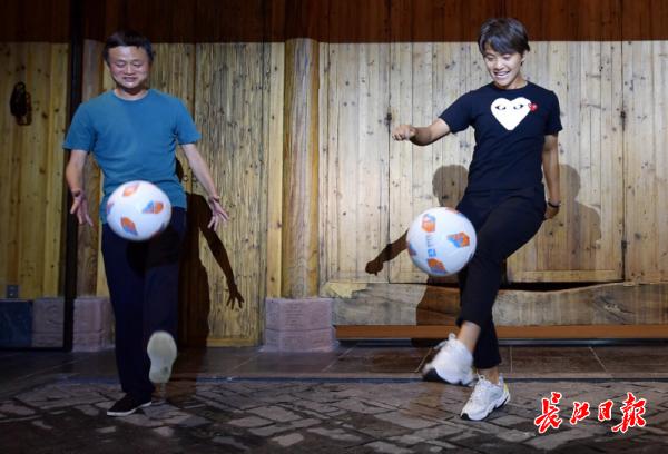 支付宝10年10亿支持中国女足 :不要冠名权
