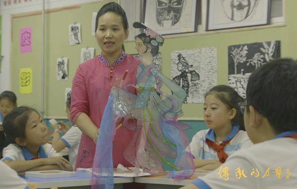 """【粉红色玫瑰代表什么】传承的力量:传统文化进校园 这个中秋很""""文""""气"""