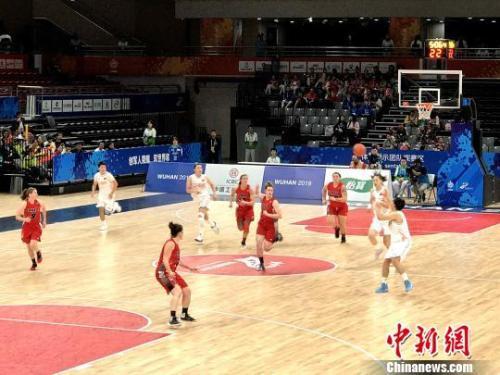 《开心快三娱乐》_大胜82分!中国八一女篮军运会首战轻松取胜