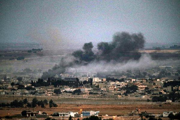 什么工作最赚钱:土总统顾问:土将叙政府军保护库尔德武装视为宣战