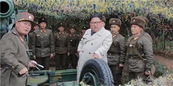 金正恩視察朝鮮西部前線部隊.jpg
