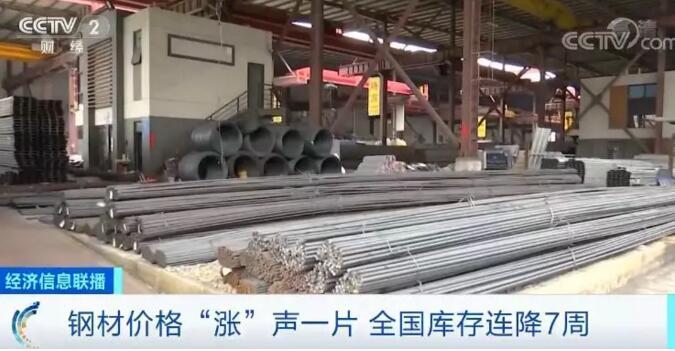 """钢价""""涨""""声一片 钢材市场最近发生了啥?"""