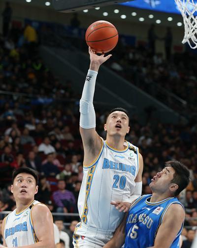 《北京篮球·致青春》让新一代球员渴望续写历史