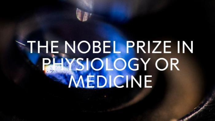 百事注册:2020诺贝尔生理学或医学奖揭晓