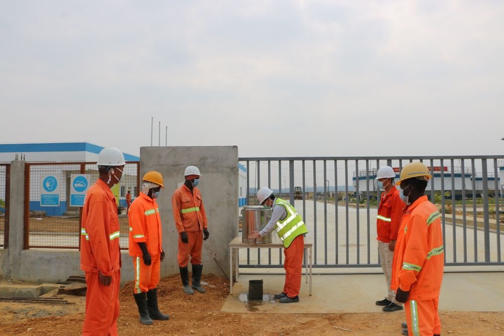 恒行注册:中企承建安哥拉最大供水工程 将为