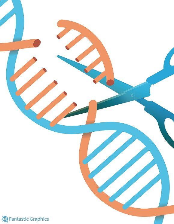 """百事注册:CRISPR基因剪刀得诺奖,这项""""改写生"""