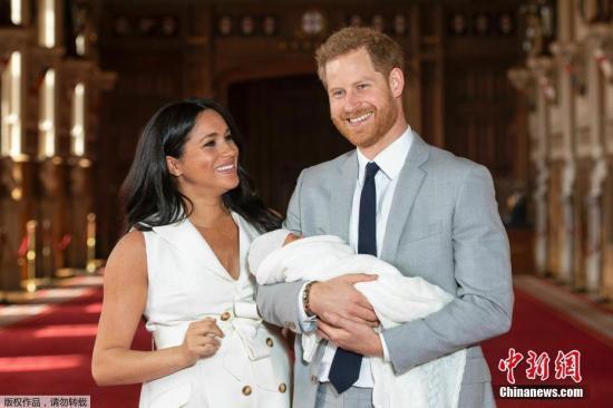 百事娱乐:哈里和梅根夫妇情人节官宣怀二