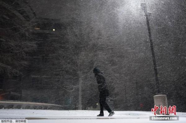 百事娱乐:美冬季风暴已致76人死亡 民众电费单超