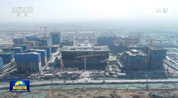 菲娱娱乐:雄安新区已转入大规模建设阶段