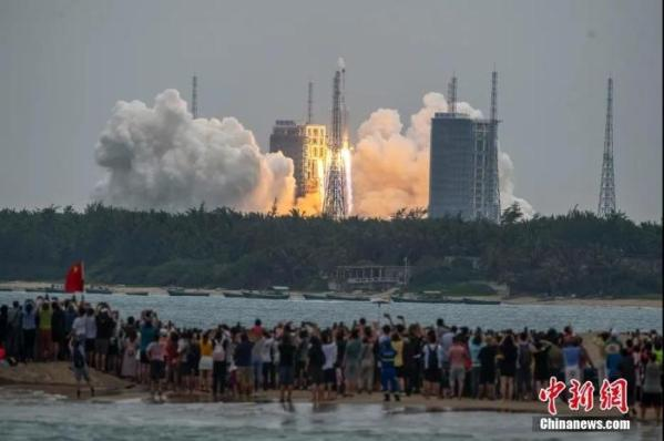 """00公里""""天外"""",中国如何建设""""太空家园""""?"""""""