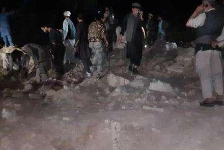 阿富汗卢格尔省一酒店发生爆炸 已致21死91伤