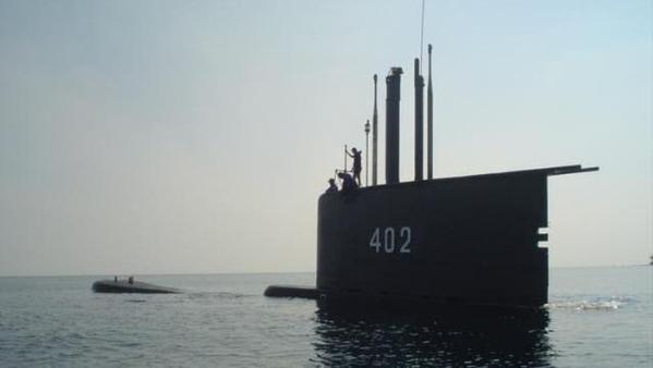 印尼军方:希望中国海军帮助打捞沉没潜艇重型部件