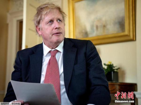 英首相深陷官邸装修费违规疑云 保守党地方选情堪忧