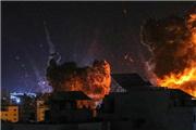 加沙地带持续遭遇空袭.jpg
