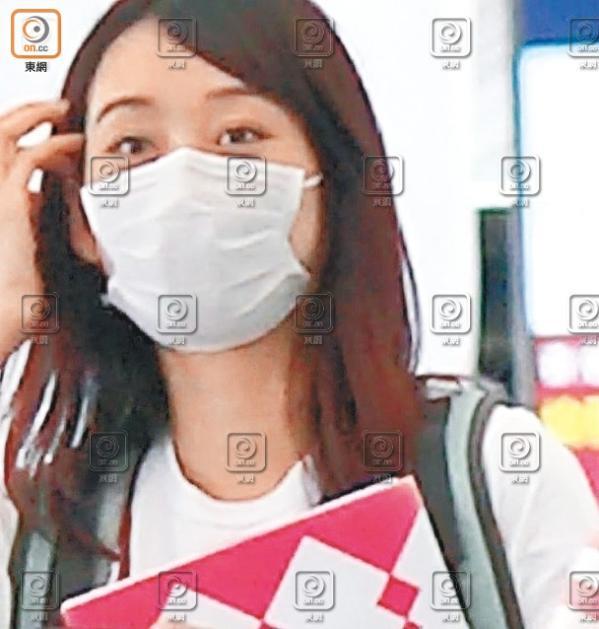 """港媒称煽动仇警的香港""""爆眼女""""双目有神:黑暴谎言爆破"""
