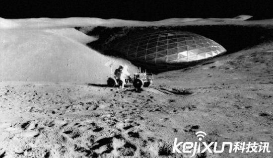 月球ufo基地外泄 三眼女尸回地球!