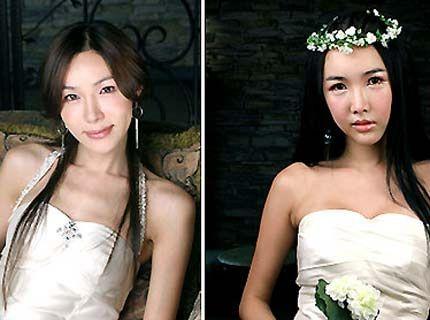 6. 韩国组合lady,四名成员都是变性人