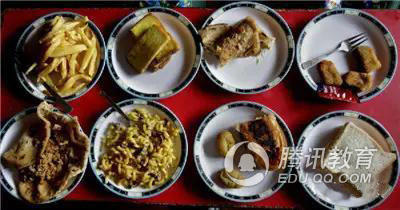 小学生午餐食谱大全 7一12岁营养午餐食谱 中国小学午餐