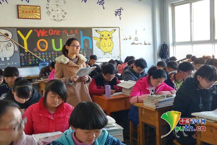 陕师大研究生支教团:扎根西部 为大山最后一公