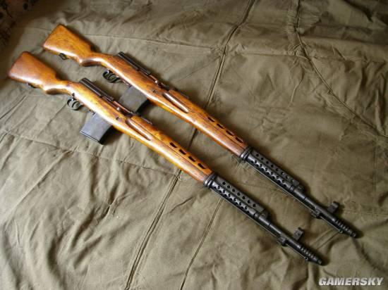 可近战也可远攻的大杀器 二战中的致命步枪
