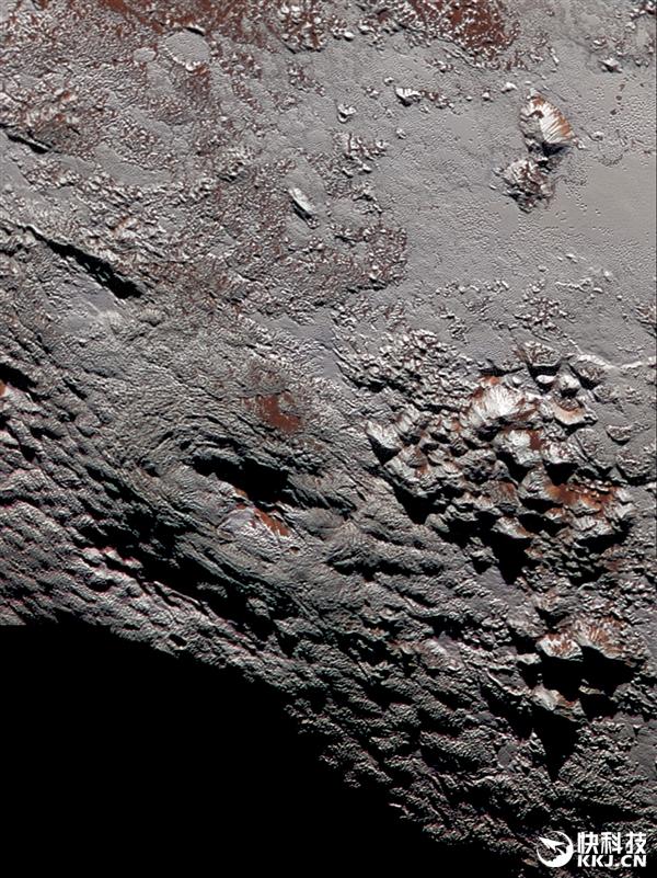 美国宇航局/原标题:冥王星惊现冰火山:迄今最高分彩照公布责任编辑:hn_...