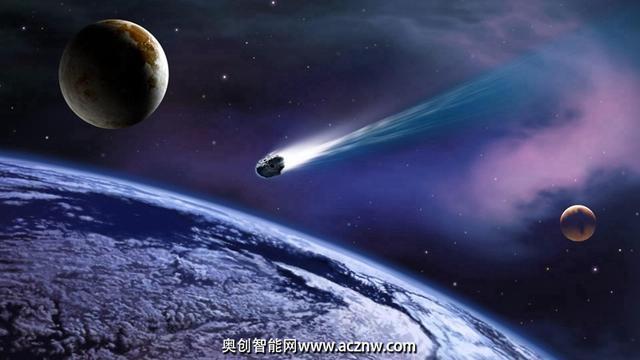 小行星频频向地球冲来 为何屡次擦身而过?难道