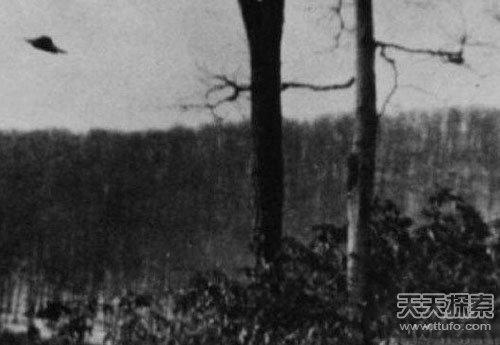 太诡异 美国最新UFO照片曝光