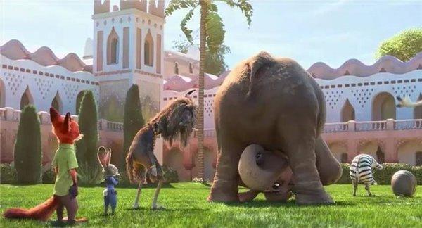 《疯狂动物城》里的那些小动物