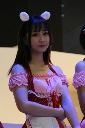 美女做爱超无码_上海chinajoy展会 现场showgirl美女无码高清图