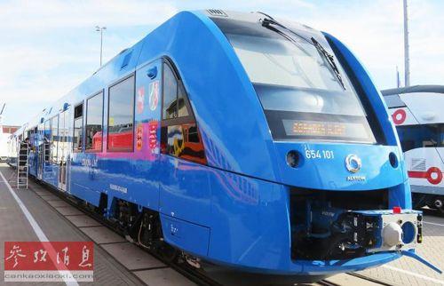 德国引进世界第一辆氢动力零排放客运列车