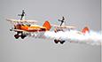 2017郑州航展迎来世界顶级特技飞行队