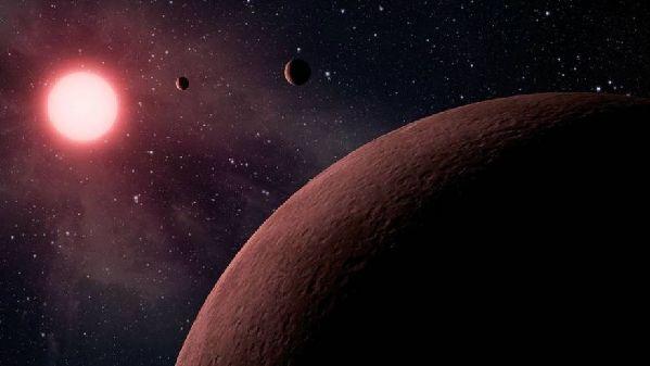 发现十个类地行星 人类或许并不孤单