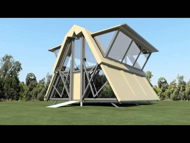 英国的Ten Fold Engineering公司开发了一套模块化房屋,它可以自动展开并部署房屋结构,整个过程只需要不到10分钟的时间,而且不需要房屋建筑商介入,也不需要打任何房屋地基。 聊城大学生网:http://dxs.lcxw.cn/xueshengzixun/shehuixinwen/2017-07-18/19989.html 来源:中国青年网 投稿信箱:lcdxsxw@163.