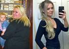 女子被男友嫌弃怒减肥