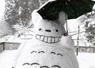 雪人都被玩坏了