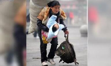 """11年前那位感动中国的""""春运母亲"""",找到了!.jpg"""