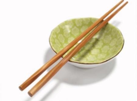 筷子使用步骤图解