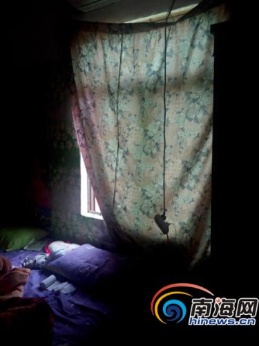女子称深夜被公公爬进卧室脱光衣服 婆婆阻报警